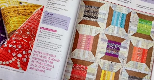 Lily's Quilts: Love Patchwork and Quilting Magazine