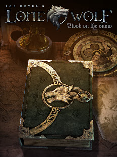 Joe Dever's Lone Wolf v1.0.2 APK + DATA Unlimited Golds Hack