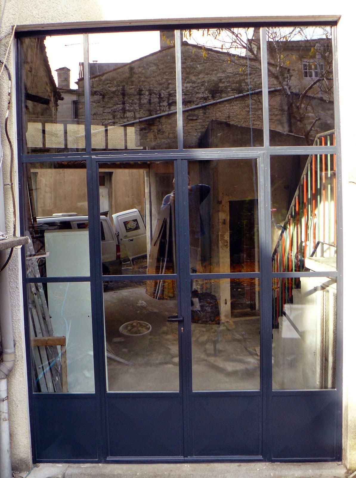 Ferronnerie Métallerie Serrurerie DeuxSèvres LArt Du FerPlay - Porte placard coulissante jumelé avec serrurier sevres