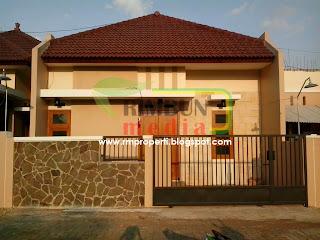 desain rumah-rumah murah-rumah modern minimalis-eksterior-interior-jual rumah-jual tanah-kota malang