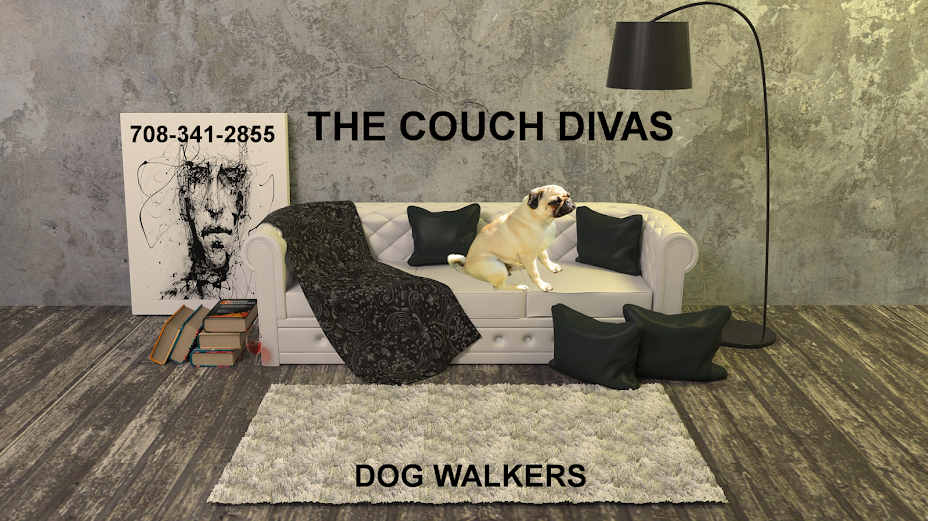 The Couch Divas Dog Walkers