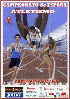 ATLETISMO-Campeonato de España Aire libre