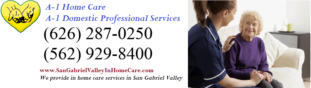 San Gabriel Valley In Home Care