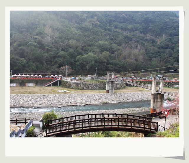 新竹五峰吊橋