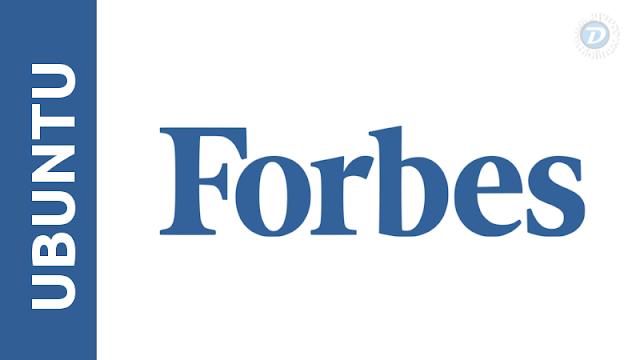 Forbes indica o Ubuntu