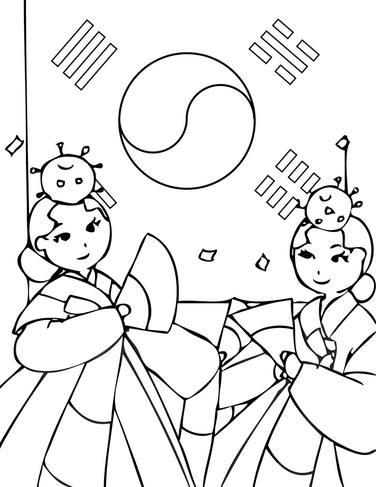 Just Wedeminute Stats Page And Korean Coloring Pages