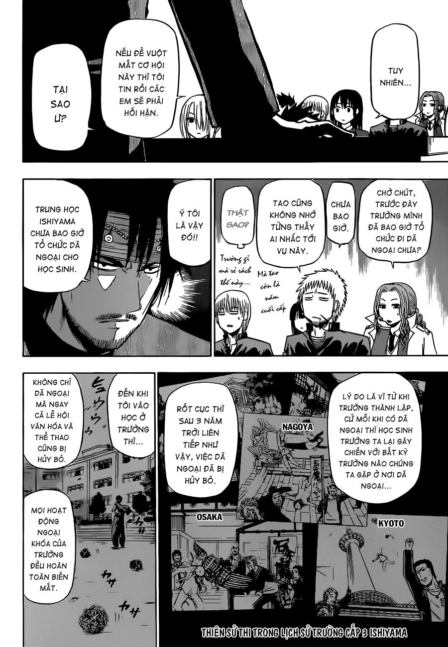 Vua Quỷ - Beelzebub tap 146 - 5
