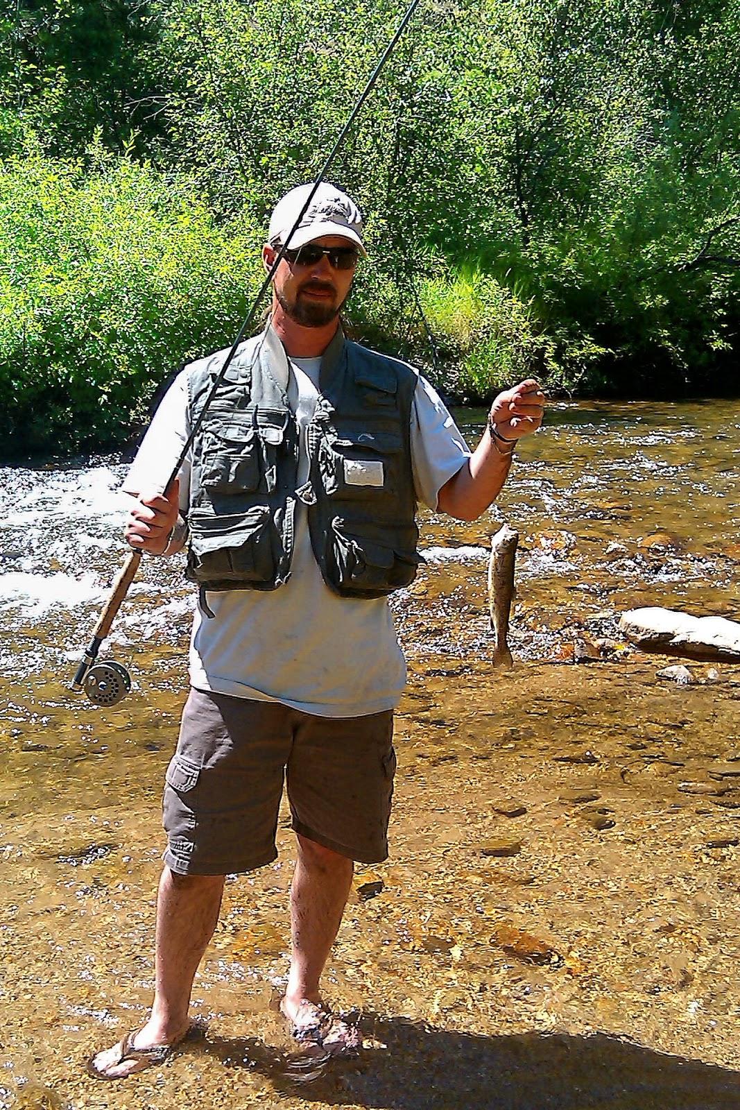 Intenseangler outdoors for Backpacking fishing kit