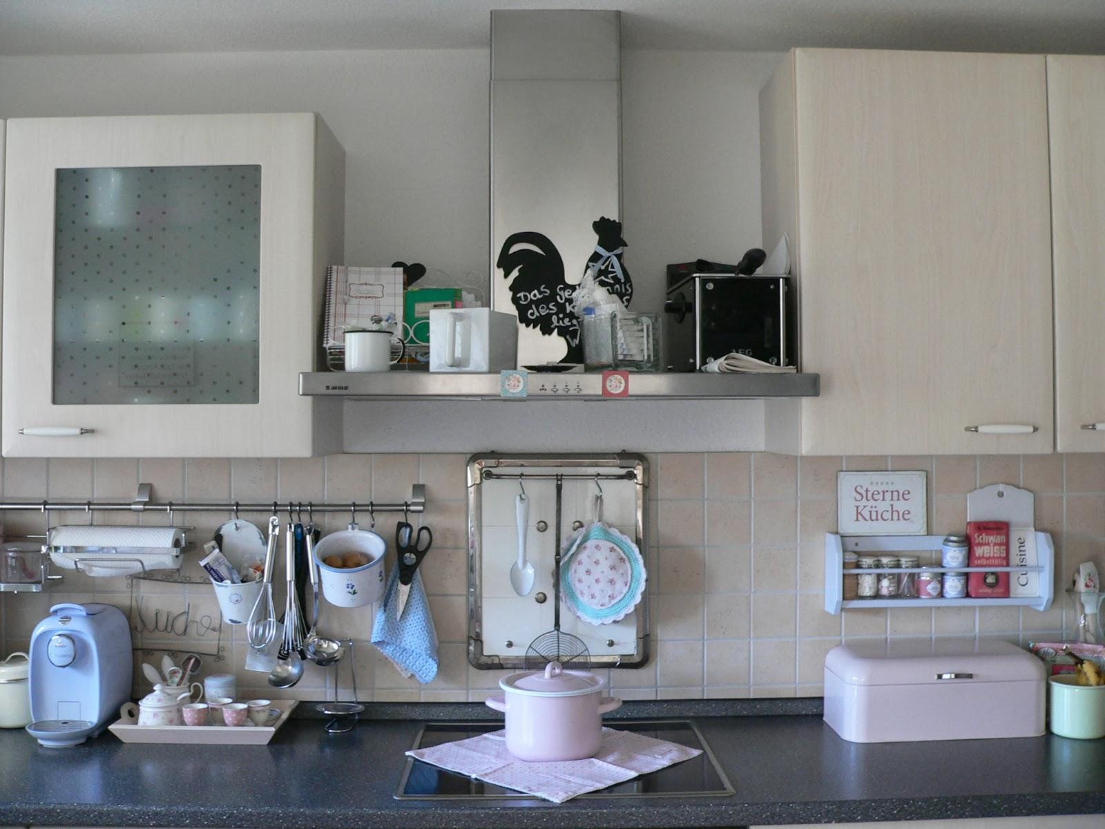 Wunschträume: Die Küche wie sie lacht und lebt !!!