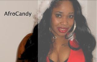 Afrocandy porn star