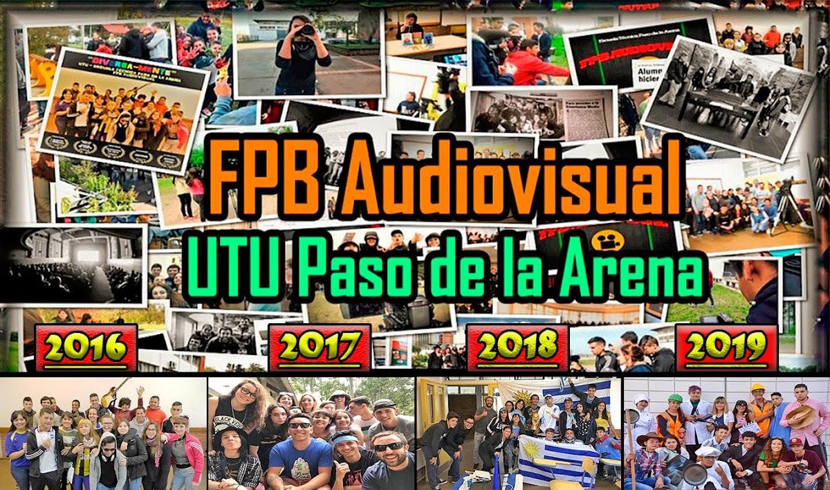 Paso de la Arena Audiovisual - UTU