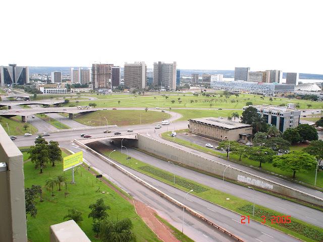 Brasília, kryeqyteti i Brazilit