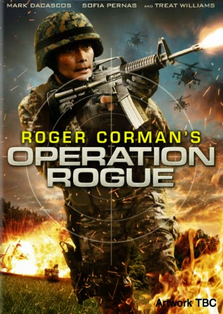 Roger Corman s Operation Rogue COVER Roger Cormans Operation Rogue [2014] [DVD5] [Latino]
