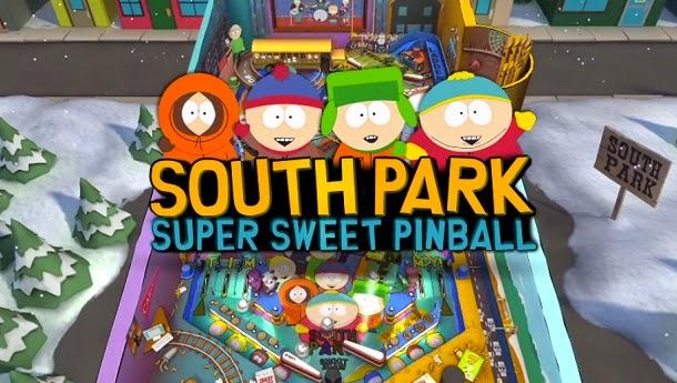 Conheça South Park Pinball e divirta-se com Stan, Kyle, Kenny e Cartman