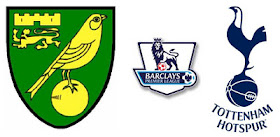 Tottenham Hotspur vs Norwich City