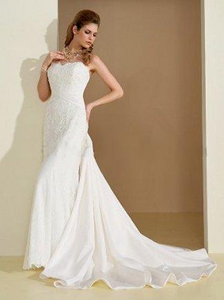 Vestidos de boda personalizadas para novias