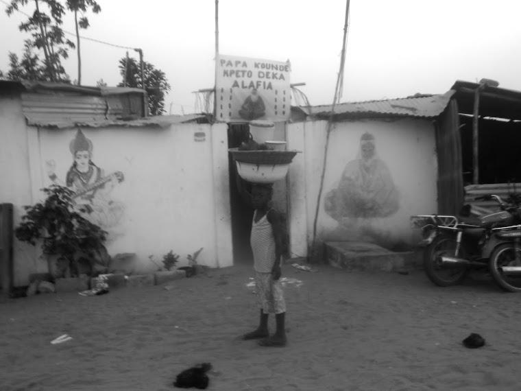 CA -papa kounde- cotonou / Benin
