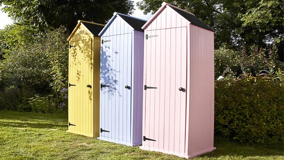 it will immediately integrate into the overall scheme and look cool and sophisticated likewise any timber structures such as fences timber seats and - Garden Sheds With A Difference