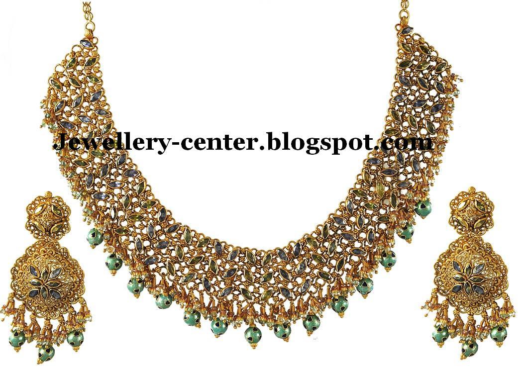 Latest Jewellery Designs Bridal Wedding Fancy Expensive Diamonds ...