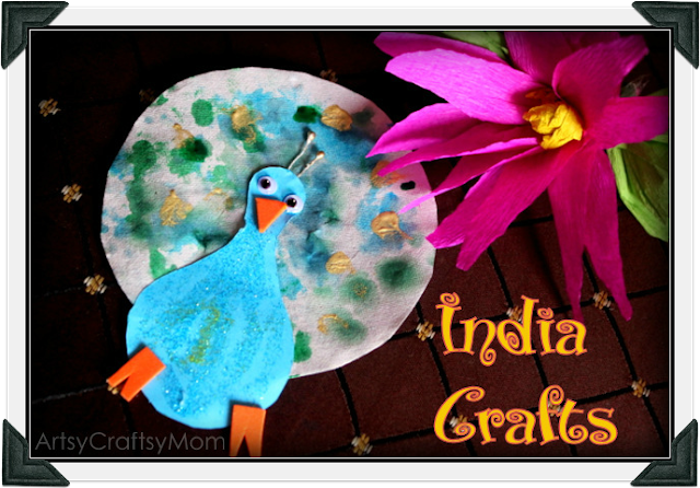 India Crafts Independence Day Special Craft Class 9
