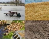 Foto cover deelrapporten Watersysteem- en bronanalyse knelpunten stedelijk water