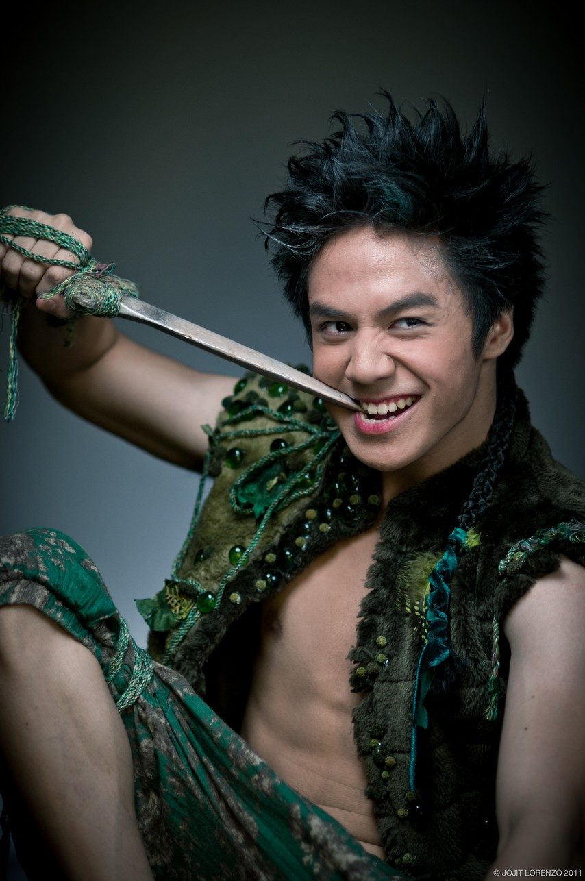 First Look Repertory Philippines And STAGES Peter Pan