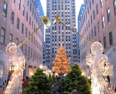Rockefeller Christmas Trees