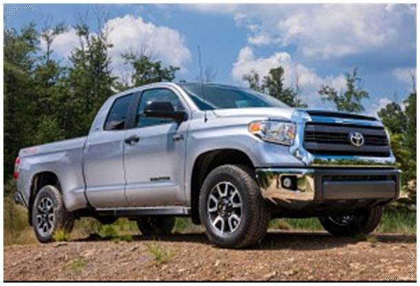 2016 Toyota Tundra Review Consumer