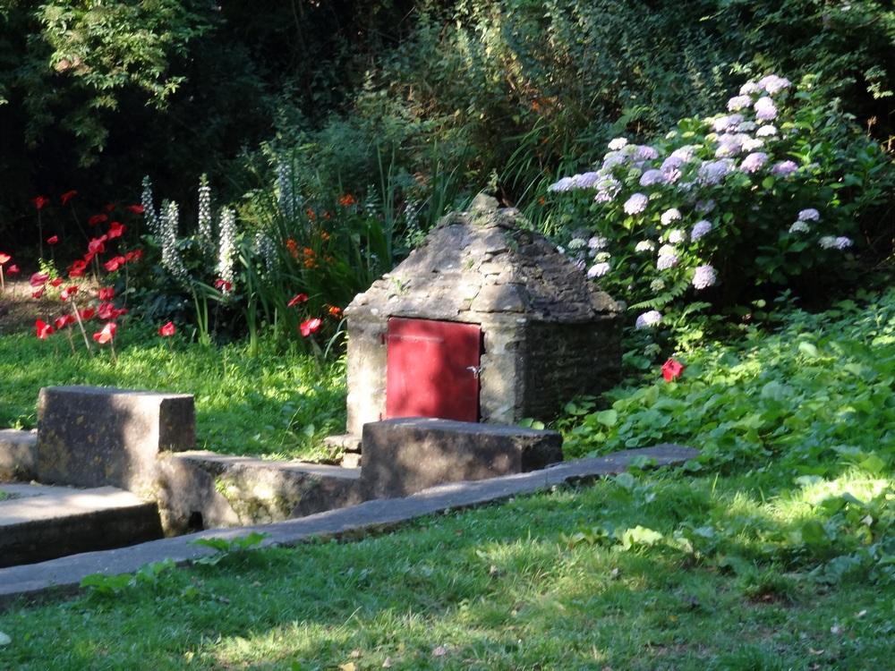 La fontaine Saint Amand