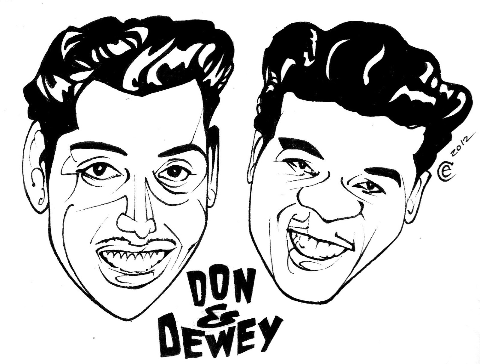 Don & Dewey* Don And Dewey - Jelly Bean / Leavin' It All Up To You