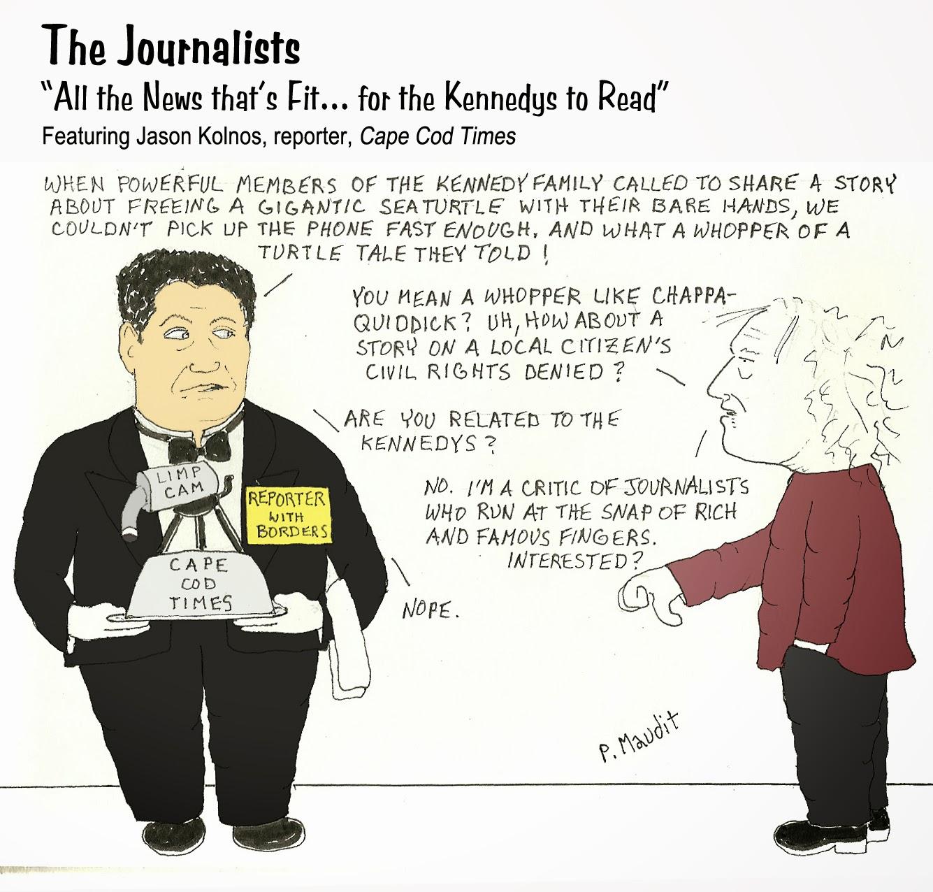 The American Dissident: Jason Kolnos