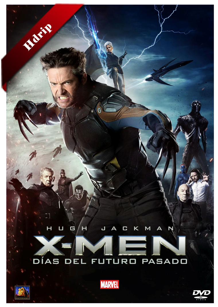 X-Men Dias Del Futuro Pasado HD