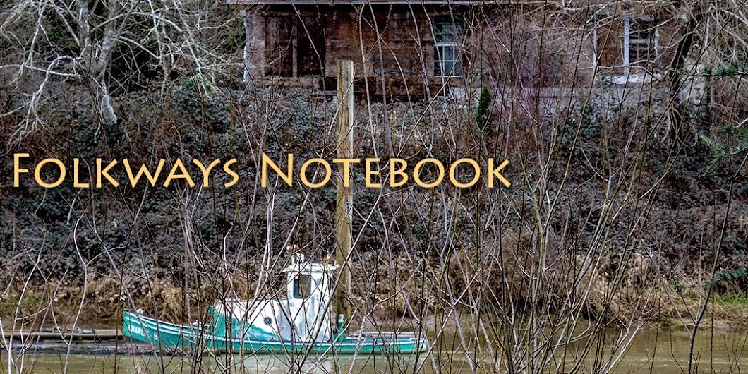 FOLKWAYS NOTEBOOK