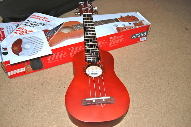 clifton lidl soprano ukulele