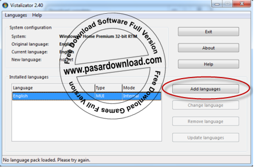Free Download Vistalizator 2014