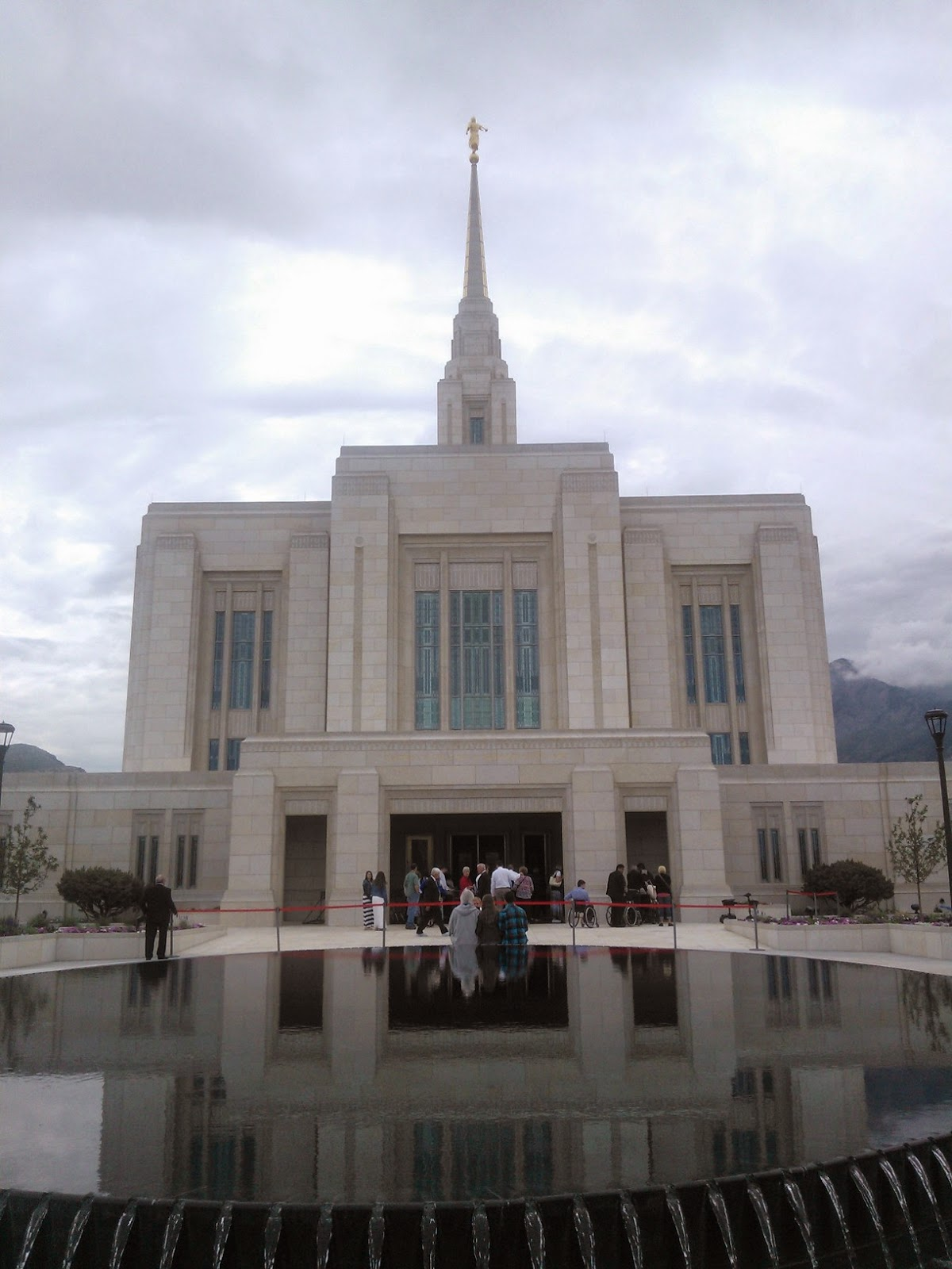 Mormonism From The Inside Visiting A Temple Open House