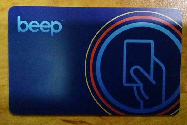 Have you seen the new LRT. MRT 'tap-and-go' cards? - Features & rates