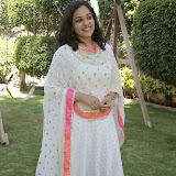 Nitya meenon Latest Photo Gallery in Salwar Kameez at New Movie Opening 29