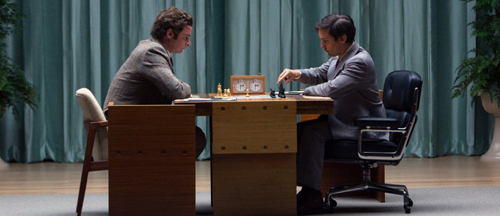 Pawn Sacrifice Movie Clips and Pictures