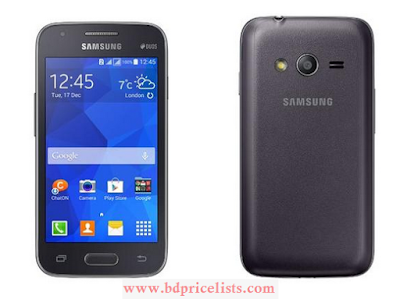 Samsung Galaxy Ace Nxt 2 Mobile Full Specifications And Price In Bangladesh
