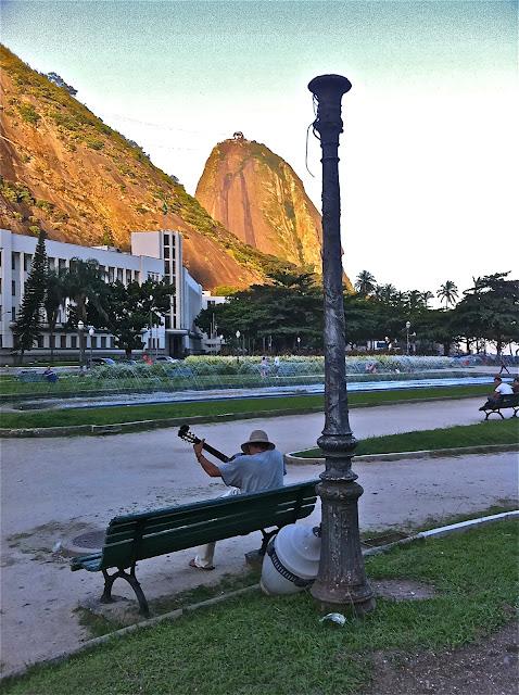 Praça General Tibúrcio, Rio/Foto: Marcelo Migliaccio
