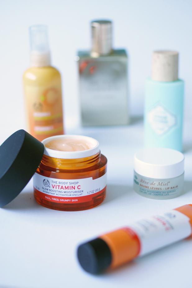 Hello Freckles #HappySkin The Body Shop Summer