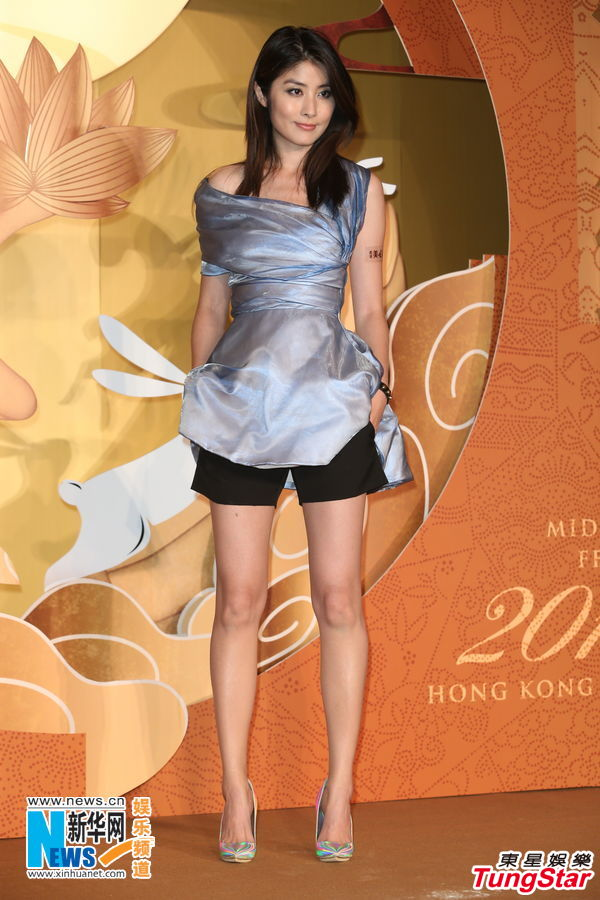 hong kong singeractress kelly chen china entertainment news