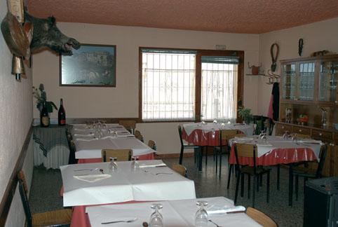 Restaurant Ca La Cinta