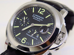 PANERAI LUMINOR POWER RESERVE - PAM090 - MINT CONDITION