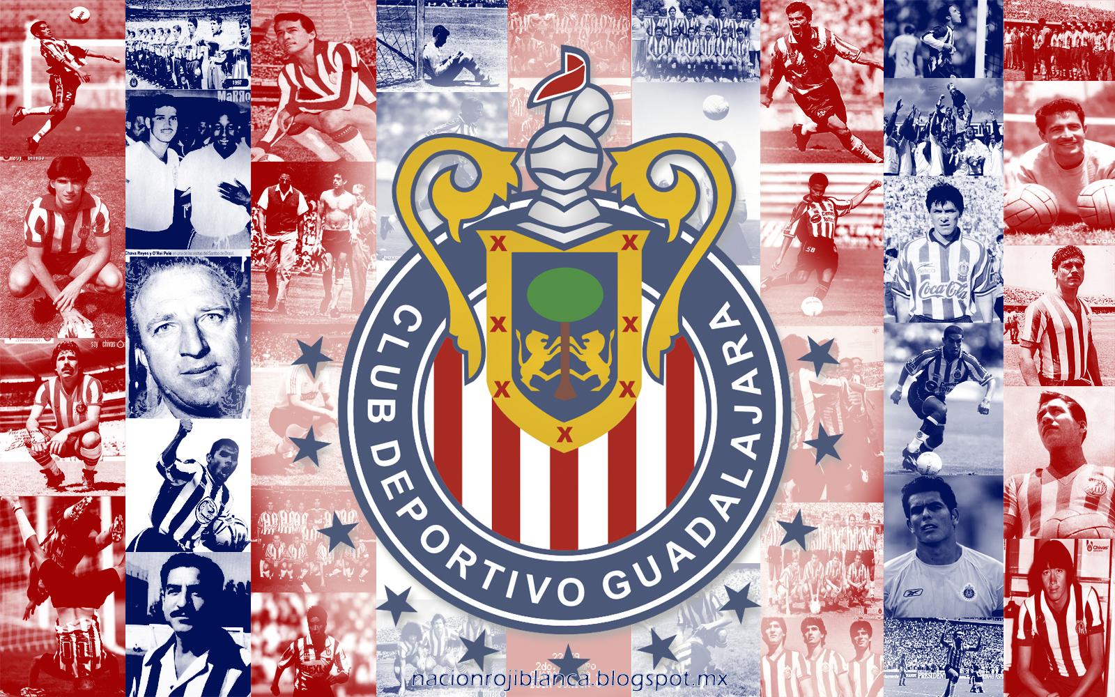 Chivas histricos wallpaper nacin rojiblanca chivas histricos wallpaper voltagebd Choice Image