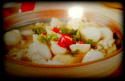 Resep Sayur Tahu Sawi Putih Telur