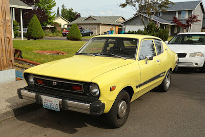 1977 Datsun Honey Bee B210