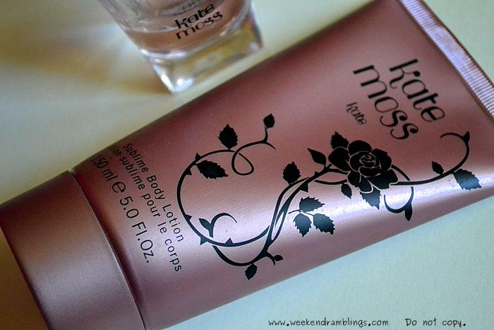 Kate Moss Fragrance For Women Celebrity Perfumes Sprays Body Lotion Blog Reviews EDT Eau de Toilette