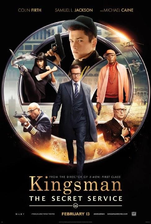 Kingsman: The Secret Service / Kingsman: Η μυστική υπηρεσία (2014) ταινιες online seires xrysoi greek subs